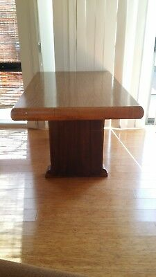 Art Deco 6 Seater Dining Table