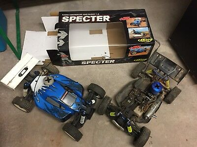 Carson Specter Buggy 4WD 1:8 Nitro Verbrenner Tuning