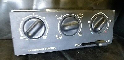 Citroen XM phase 2 (late 94-2000) manual climate control panel