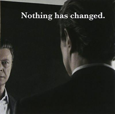 David Bowie–Nothing Has Changed (The Very Best Of) New CD - Minor Case Damage