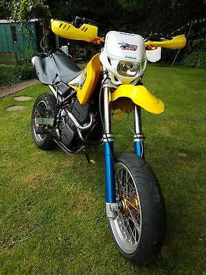 CCM DS 604 Supermoto
