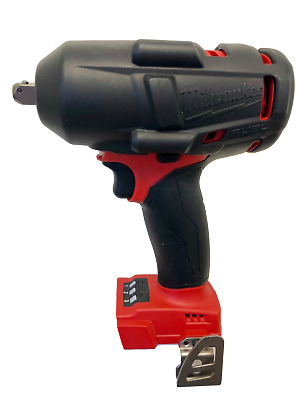"""Milwaukee 2860-20 M18 FUEL Mid-Torque 1/2"""" Pin Detent Impact Wrench + (1) BOOT"""