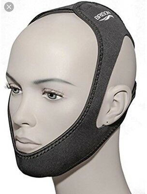 NEW Chin Strap by BRISON GOLD Premium Quality CPAP Chin Straps Adjustable