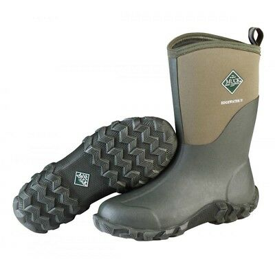 fb45b3bfa99 MUCK BOOT CO. CHORE MCXF-333T Wide Calf Outdoor Moss Waterproof ...