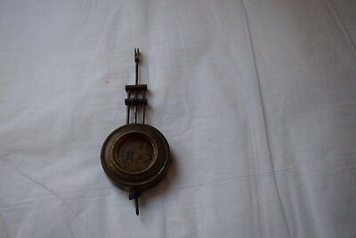 antique clock pendulum 1