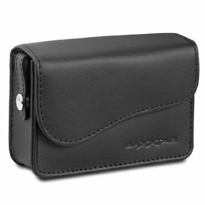 BAXXTAR Leather Camera Case  M Premium in Black
