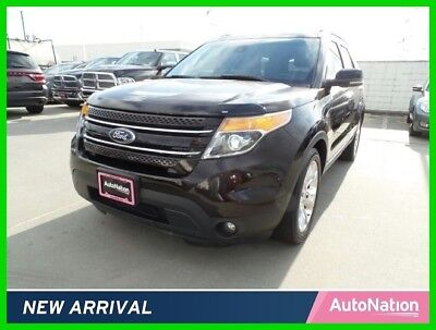 Ford Explorer Limited 2013 Limited Used 3.5L V6 24V Automatic Front Wheel Drive SUV Moonroof