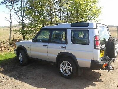 Discovery 2 Td5,  'low mileage' L@@K full years MOT, no advisories. great truck.