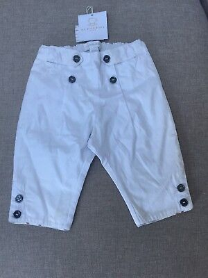 baby burberry girl Pants Age 6 Months £53 Rrp