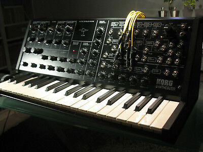 KORG MS20 mini Synthesizer