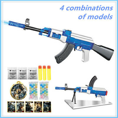 AK47 Elite Soft Bullet live Nerf CS plastic ABS Toy Water Sniper Rifle toys gun