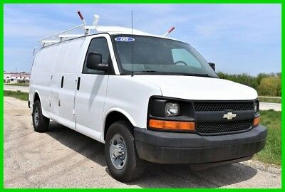 2008 Chevrolet Express Cargo 3500 Used