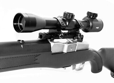Trinity Blue 4X32 Sniper Scope Kit For Ruger 10 22 accessories optics tactical