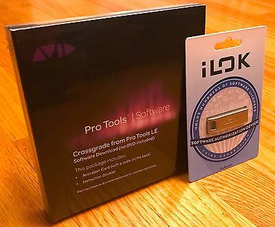 Avid Pro Tools LE Crossgrade Pro Tools 10 /11/ 12 / 2018 1 YR Support + Upgrades