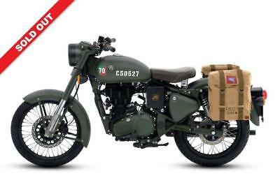 2018 Royal Enfield Bullet Classic Efi Limited Edition Pegasus