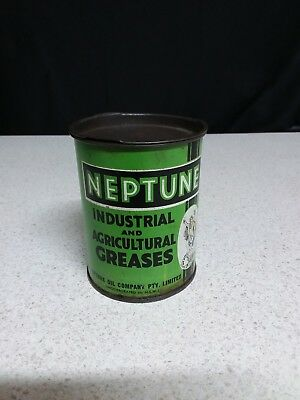 Neptune industrial  and agricultural  greases can