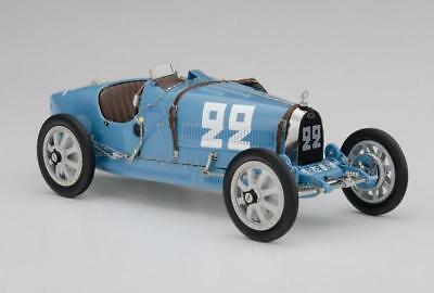 1924 Bugatti T35 France Diecast Model Car by CMC Diecast Model