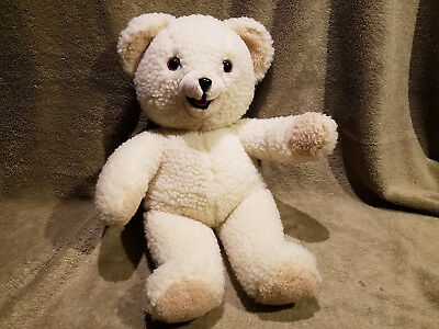 "Vintage SNUGGLES 15"" Teddy Bear Lever Brother Co. & RUSS 1986 BUY ME AND LOVE ME"