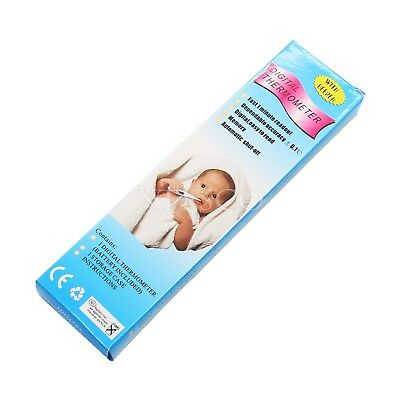 Digital LCD Thermometer Medical Baby Adult Body Safe Ear Temperature DE Seller