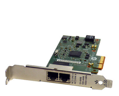 HP 361T Ethernet 1GB Server Adapter SP: 656241-001 / PN: 652495-001 Full Profile
