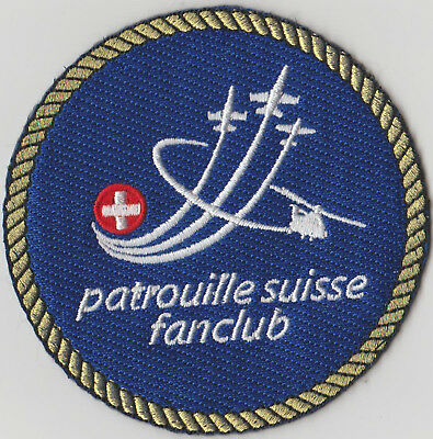 Swiss Air Force ORIGINAL PATROUILLE SUISSE
