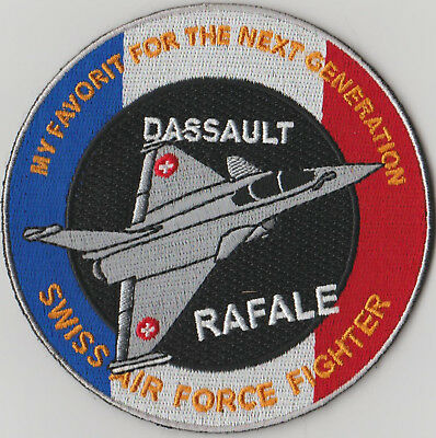 Swiss Air Foce ORIGINAL SWISS AIR FORCE FIGHTER  RAFALE DASSAULT