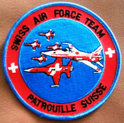 Swiss Air Force Patrouille Suisse