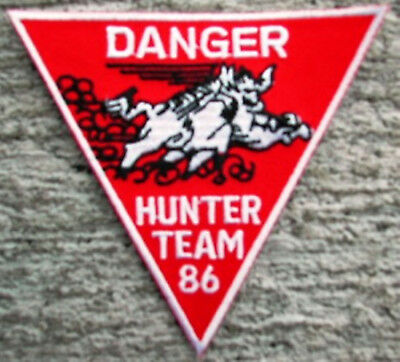 Swiss Air Force DANGER HUNTER TEAM 86 Original