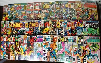Doctor Strange Bronze Age Lot! 40 Total Comics! #9-76! Nice Condition!