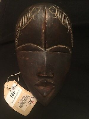 African Art - passport Mask