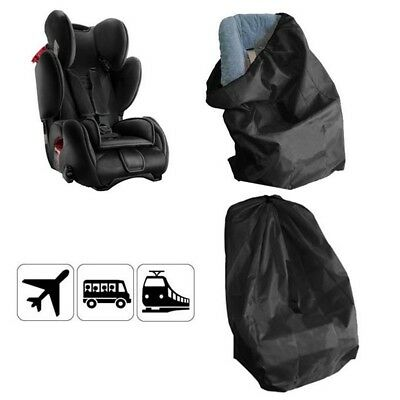 Portable Car Child Safety Seat Travel Carry Bag Dust Cover Travelling Storage UK