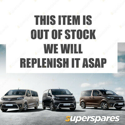 Front Webco STD Pre Assembled struts For FORD TERRITORY SX SY 2WD 04-07