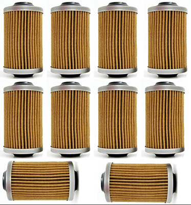 10Pcs Cheap Oil Filters Element OEM 83*53*23mm High Quanlity 93186310 PF2129