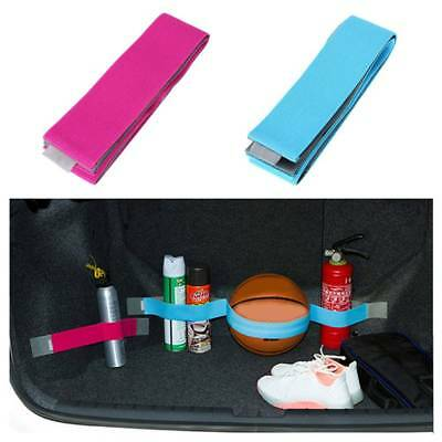 80cm Car Trunk Organizer Belt Strap Fixed Sundry Stowing Tidying Car-styling
