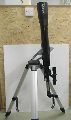 TeleStar By Meade Spotting Scope. D=60mm F=70mm Coated Optics, and Tripod Stand