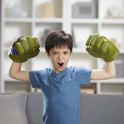 Hulk Smash SFX Fist Play Gloves Avengers Thor: Ragnarok Kids Toys RRP= £45.99