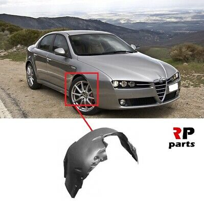 New For Alfa Romeo 159 Front Wheel Arch Splash Guard Cover Right O/s 2005 - 2012