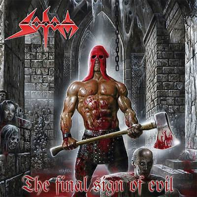 SODOM - The Final Sign of Evil  DLP