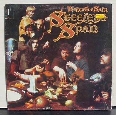 Steeleye Span   Below The Salt  Chrysalis 1008 1972 UK   LP