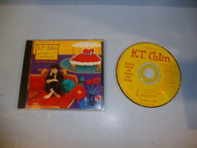 Greatest Hits: Songs From an Aging Sex Bomb by K.T. Oslin (CD, Apr-1993, RCA)