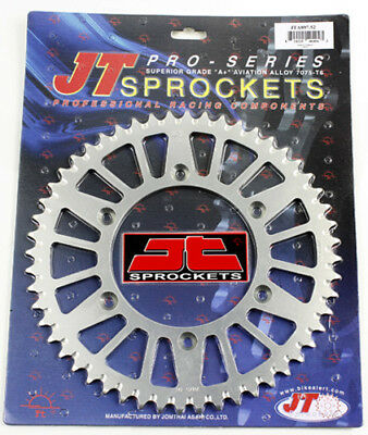 Open Box 2003-2006 Ktm 525 Jt Rear Alloy Sprocket (jta897), 52 Tooth Jt Sprocket