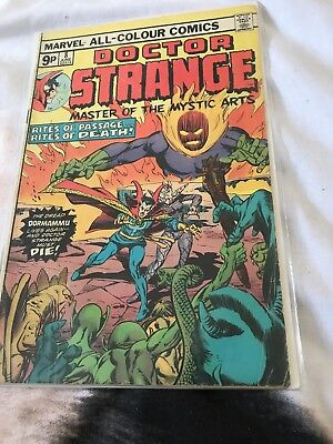 doctor strange Master The Mystic Arts Comic