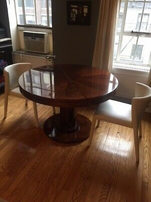 Dining Table by BAKER TUBBS and KNAPP