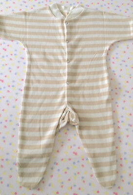 Wholesale Joblot 70 x Organic Cotton Baby Sleepsuits 3-6 months