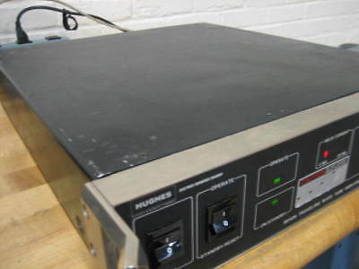 Hughes Model 8010H01F000 Twt Rf Amplifier 2 To 4Ghz 10 Watts Output Working 8010