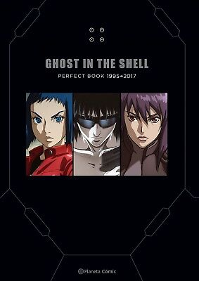 Ghost In The Shell - Perfect Book 1995-2017 - Planeta Comic