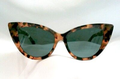 Women's NEW 7 FOR ALL MANKIND WOMENS SONIX KYOTO SUNGLASSES IN BROWN/ Lepard