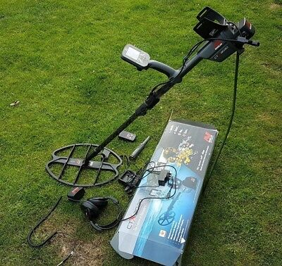 Minelab CTX 3030 Metal Detector with 17 inch Coil and Pro Pointer
