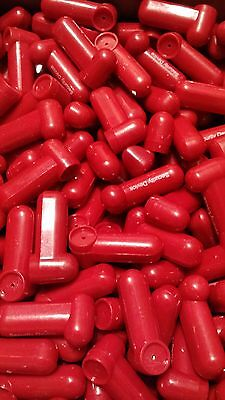 300 (approximately) Red USS Milli Tag Anti-Theft Security EAS Tags With Pins
