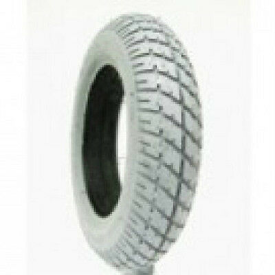 Pair of  2.80-2.50-4 Foam Filled Tires for Powerchair  114206 wheelchair scooter